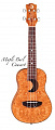 Luna UKE EX MB Exotic Ukulele - Maple Burl укулеле концертное серии Exotic