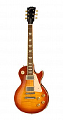 Gibson Les Paul Standard Traditional Heritage Cherry Sunburst Chrome Hardware электрогитара с кейсом