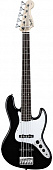 Fender Squier Affinity Jazz Bass V RW Black бас-гитара