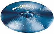"Paiste 20"" 900 Color Sound Blue Ride  тарелка райд 20"""