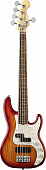 Fender AMERICAN DELUXE PRECISION BASS V ASH RW BUTTERSCOTCH BLONDE
